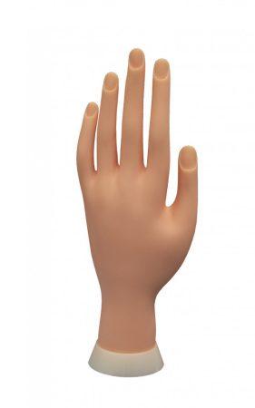 Mână de practică pentru unghii