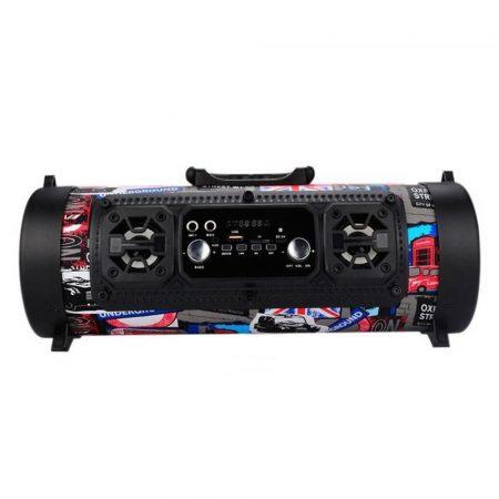 AlphaOne M17 bluetooth microfone -Două dintre cele mai importante accesorii ale unui produs, muzică și lumini!